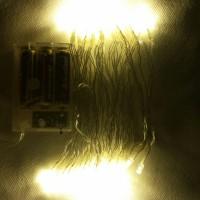 Tumbler Tumblr Light Lamp Lampu versi Baterai Battery 9 Meter