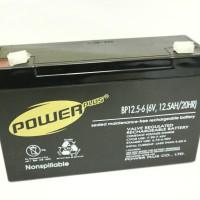 harga Aki Baterai Kering 6v-12ah Powerplus untuk mobil mainan remot anak Tokopedia.com