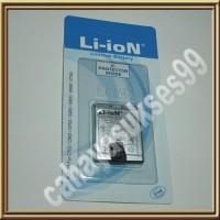 Baterai Sony Ericsson W302 GSM jadul battery handphone Li-ion Brand