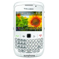 BlackBerry Curve 8520 Gemini White / BB 8520 Putih Garansi Distributor