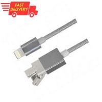 Kabel USB, Kabel Lightning Apple, Kabel Data Hp, Kabel Data Smartfren