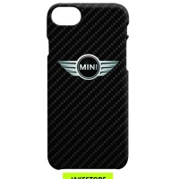 case Samsung Galaxy S6 EDGE Mini Cooper Carbon cover hard casing