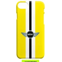 case Samsung Galaxy S3 S4 S5 S6 S7 EDGE Mini Cooper Stripe Logo cover
