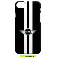 case Samsung Galaxy S6 Mini Cooper Stripe Logo cover casing hardcase