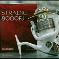 Reel Shimano Stradic 8000FJ