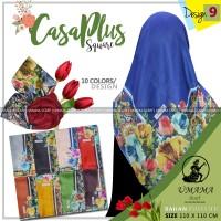 Kerudung Segiempat Umama Casaplus Hijab Jilbab Modern Kekinian Terbaru