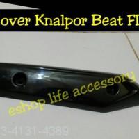 Cover Knalpot Honda Beat FI Tutup Pelindung Knalpot