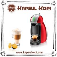 Jual Nescafe Dolce Gusto Genio Automatic Red KapsulKopi Murah