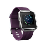 FITBIT Blaze Plum (S,L) | Smartwatch Jam Pintar