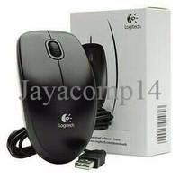 Mouse Logitech B100 / Mouse Usb Logitech B100 Optical