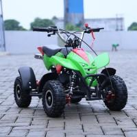 Mini ATV 50cc Motor Kecil Roda 4 Anak 2Tak Pullstart Merk X5 Australia