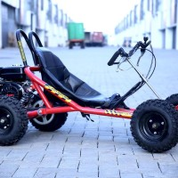 Gokart Madman Dewasa 200cc Motor Balap 4 Tak Mesin Genset Merk X5