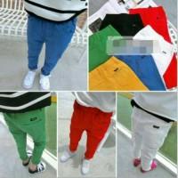 Celana Panjang Anak Import Man Warna Warni