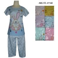 Piyama | Baju Tidur ABG | Cute Rabbit