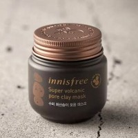 Innisfree - Super Jeju Volcanic Pore Clay Mask 100ml Hard