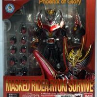 harga SHF Masked Rider Ryuki Survive Tokopedia.com