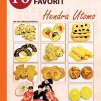 DVD - 10 Macam kue kering favorit
