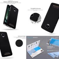 Motorola Moto Z Play Hard Case Nillkin Sarung Hp Mewah