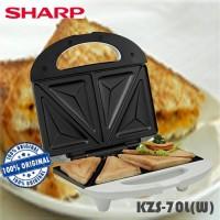 Toaster Sharp KZS-70L (W) Pemanggang Roti Garansi Sharp
