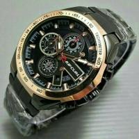 jam tangan pria Ripcurl Chrono On Bonus Sandal eiger / jam tangan