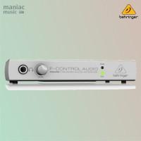 Behringer FCA202 (Soundcard Recording, Firewire, Audio Interface)