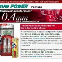 Busi Denso Iridium Power IU27 Utk Honda New Vario ESP Murah