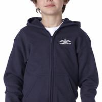 Jaket / Zipper Hoodie Anak Umbro - Jersey Outfit