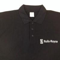 POLO-SHIRT LOGO ROLLS ROYCE