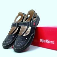 Sepatu Sandal Wanita Lucu Simple Nyaman Murah Kickers Angel