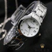 Hot Item Jam Tangan Cewek / Wanita Rolex R7812