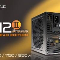 Power Supply Seasonic M12II-650 EVO 650W FULL Modular - Bronze 5 Years