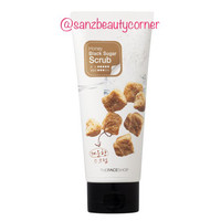 The Face Shop Smart Peeling Honey Black Sugar Scrub 150ml