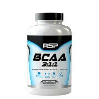 rsp bcaa 3:1:1 200 caps mp musclepharm mutant ast bcaa