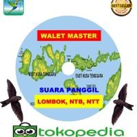 CD Suara Panggil Walet Lombok NTB NTT