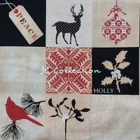 Reindeer ~ Kain Katun Jepang