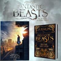harga Buku Novel - Fantastic Beast and Where to Find Them Tokopedia.com