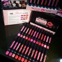 Jual NEW TINT - Lipgloss 3D / The Matte Lip Cream Kiss Beauty 3DTint Baru Murah