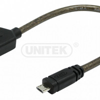Unitek 0.2M USB 2.0 To OTG Cable - Y-C438