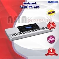 Keyboard Casio WK 220 / WK220 / WK-220
