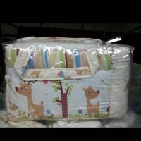 tas perlengkapan bayi baby bag jinjing baju botol susu elegance