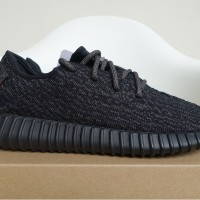 Adidas Yezzy Boost 350 Pirate Black (Unauthorized)