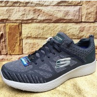 Sepatu Casual Lari Running Gym Fitness Skechers Original 100%