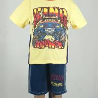 Setelan Baju Anak Laki-Laki / Cowok King Krunch #153