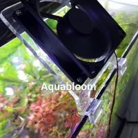 kipas aquarium aquascape diy fan