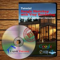 Tutorial Sketchup Arsitektur Rendering Vray
