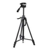 Weifeng Portable Lightweight Tripod Stand Max Height 1.5m - WT-3730 -