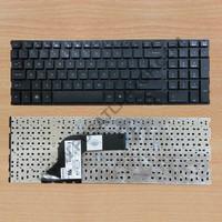 Keyboard HP Probook 4510s, 4515s, 4520s, 4710s, 4720s, 4750s Black