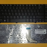 Keyboard HP COMPAQ Presario CQ61 Black