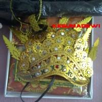 Mahkota Kepala Baju Adat Anak Kostum Tari Legong Bali