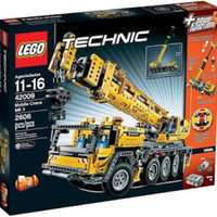 Lego Technic Mobile Crane MK II Retired
